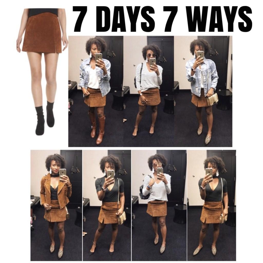 7 Days 7 Ways
