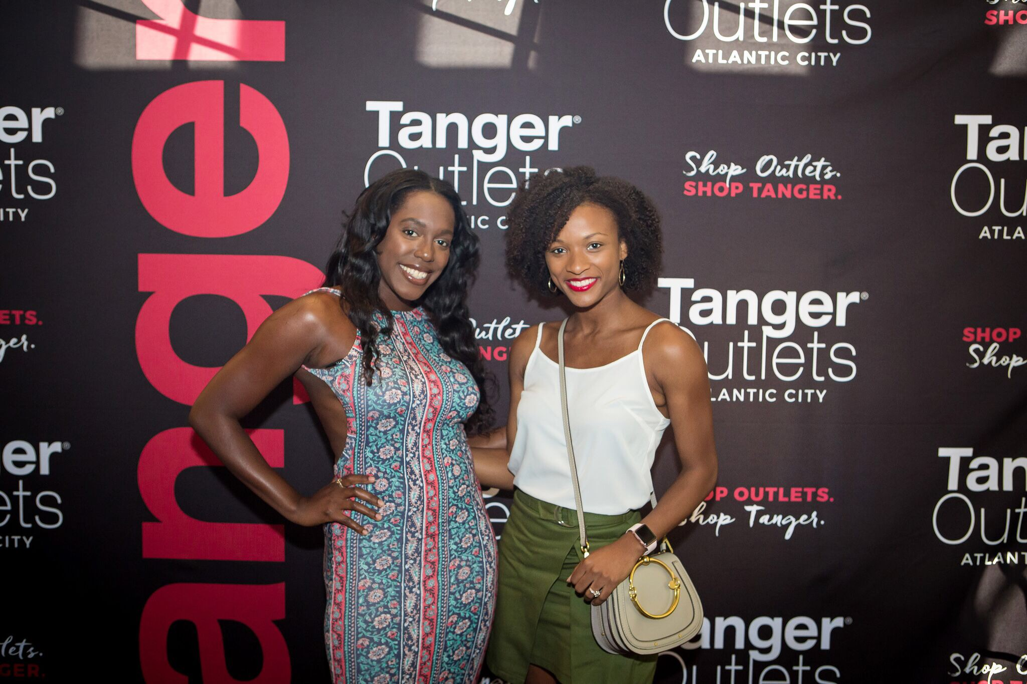 Tanger Outlets Blogger Event