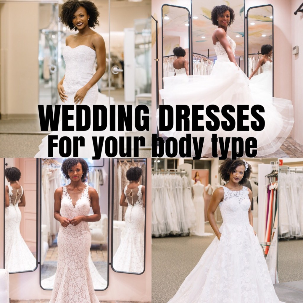 Wedding Dresses for Your Body Type - Vida Fashionista