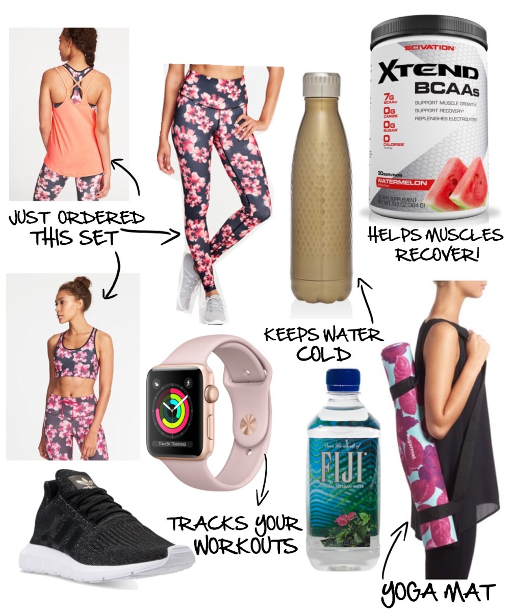 Fitness Friday Essentials