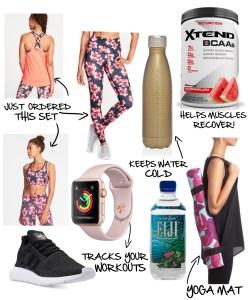 Fitness Friday Essentials
