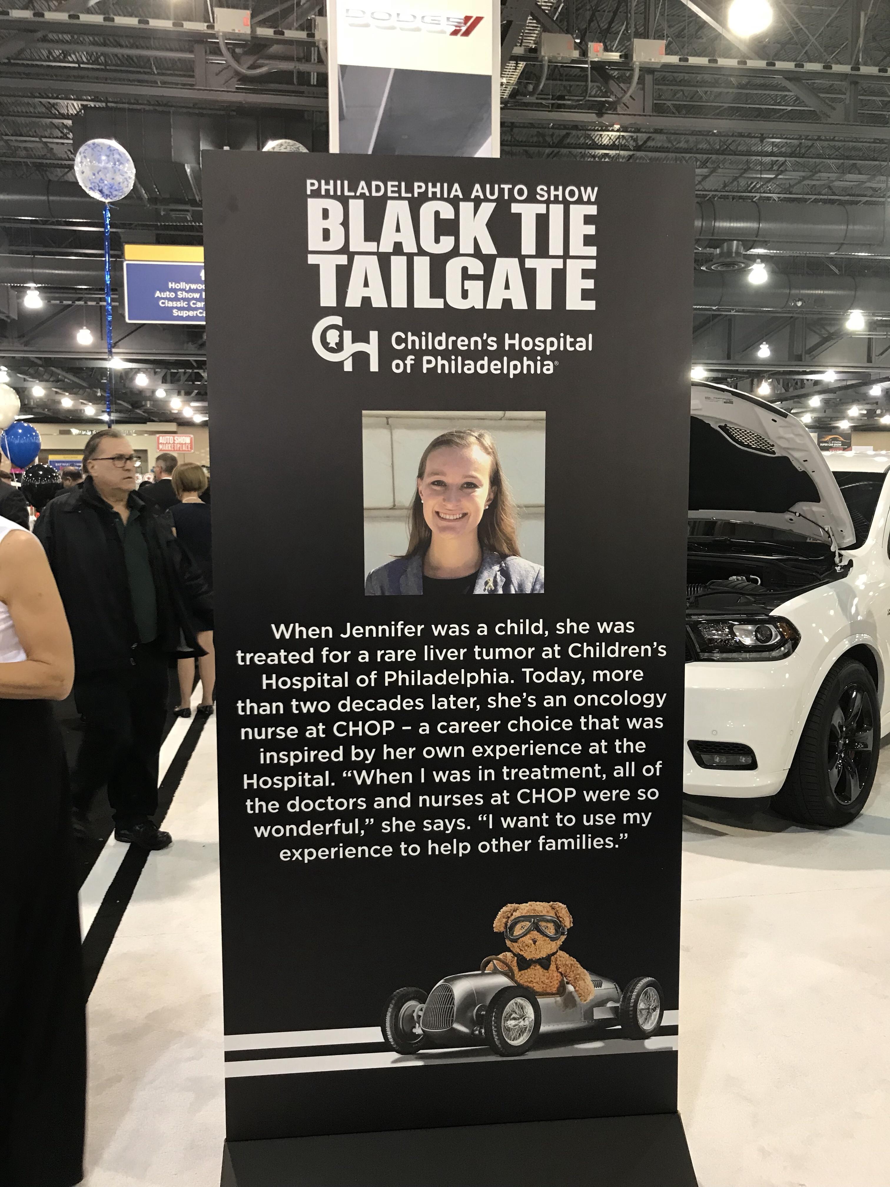 Black Tie Tailgate Recap Vida Fashionista - Black tie event philadelphia car show