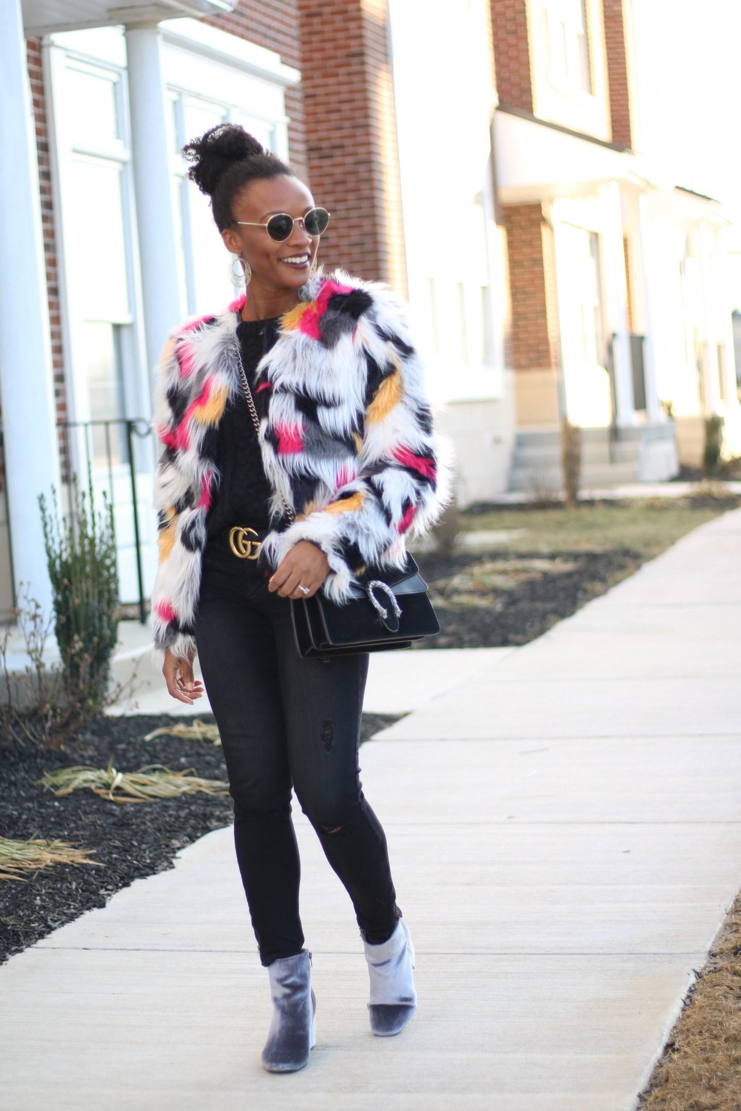 Best Faux Fur Jacket