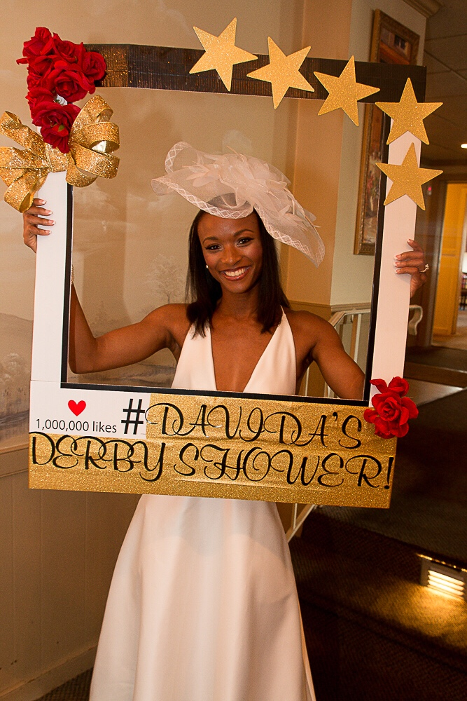 Davida's Derby Shower