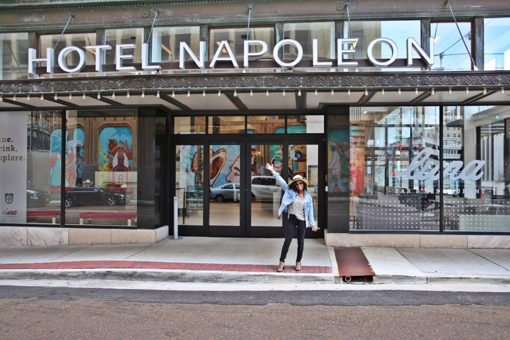 Hotel Napoleon Review