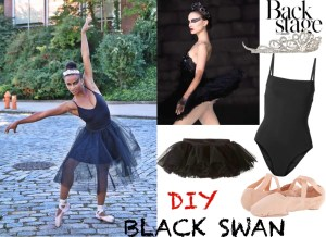 DIY Black Swan
