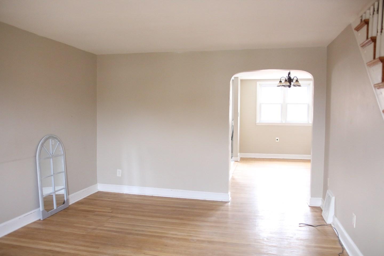 Empty House Tour