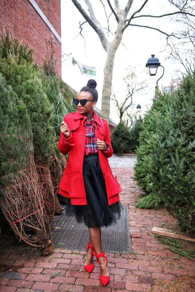 2018 Christmas Outfit Idea