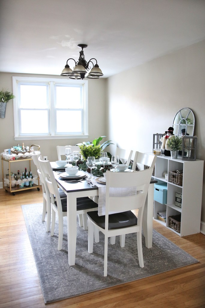 Dining Room Reveal