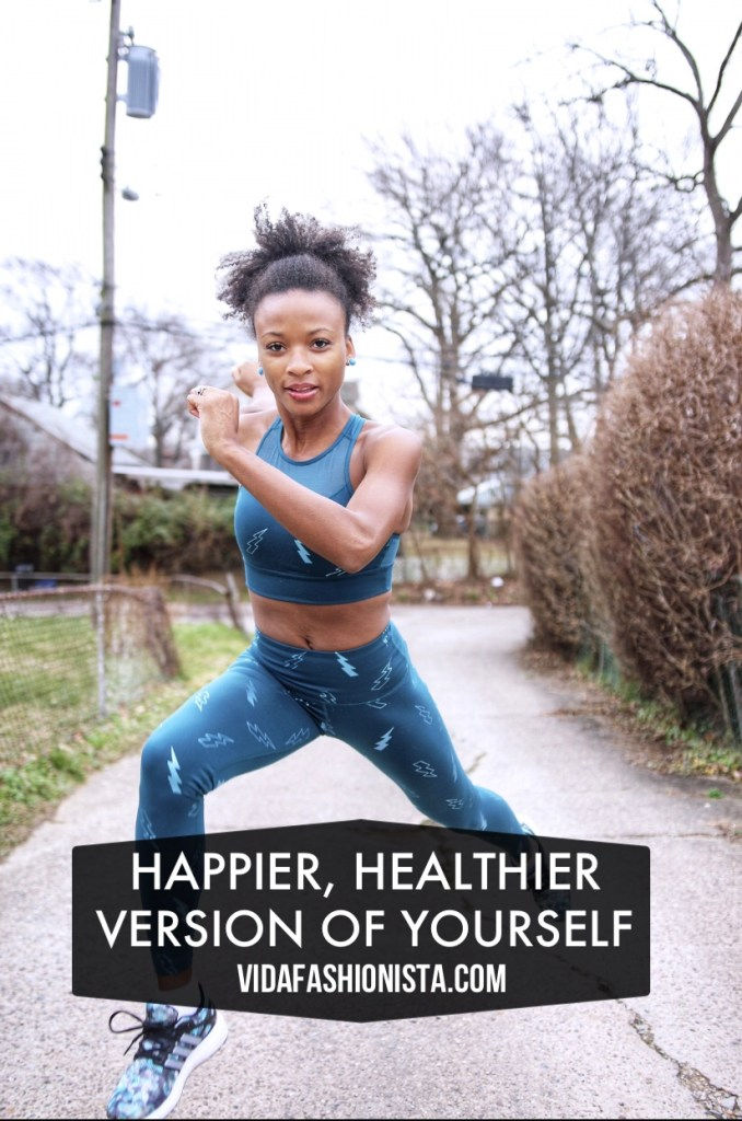 Happier Healthier Version of Yourself