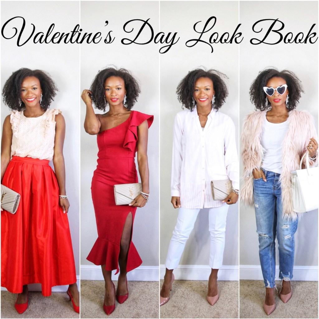 2019 Valentines Day Look Book