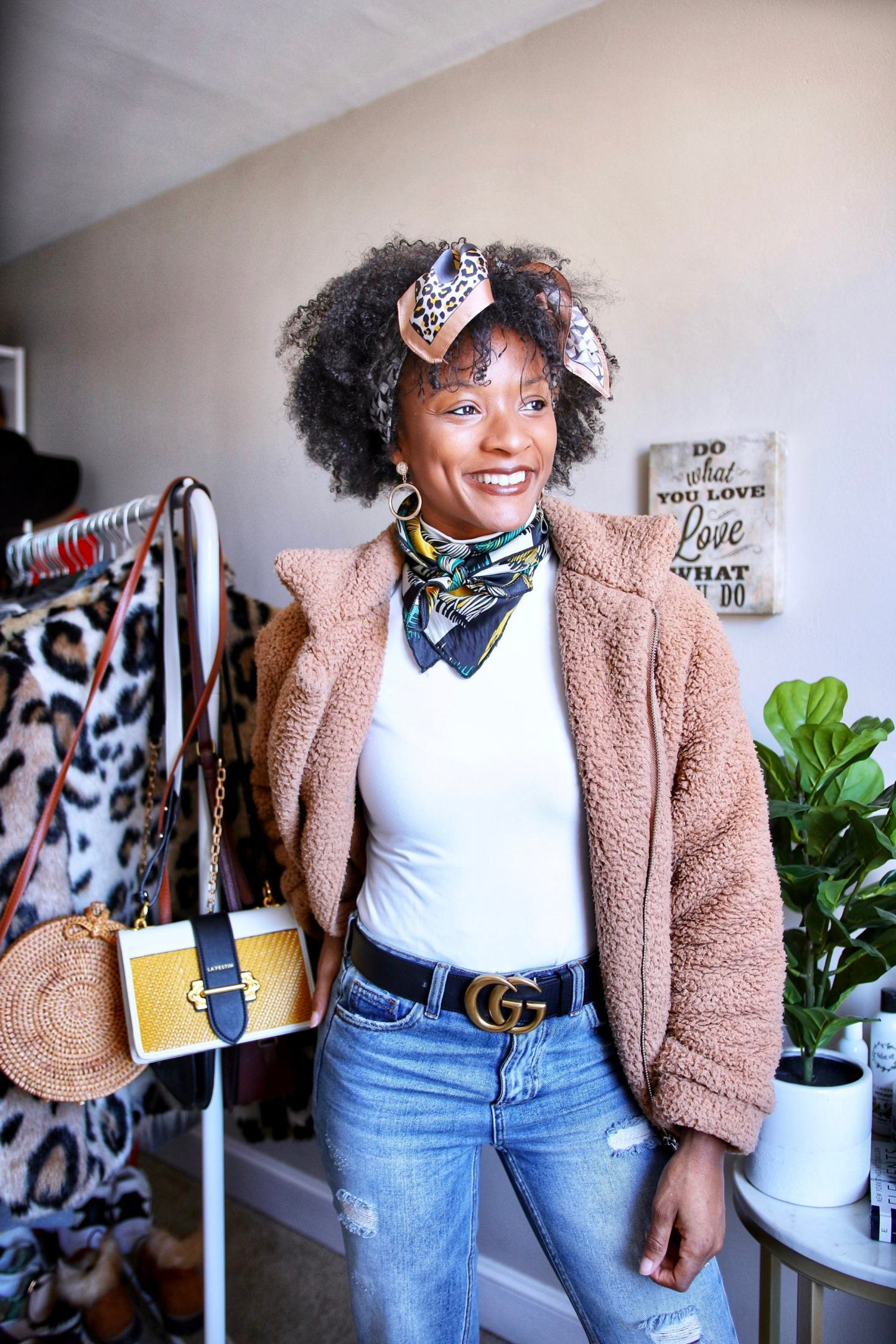 3 Ways To Style A Scarf