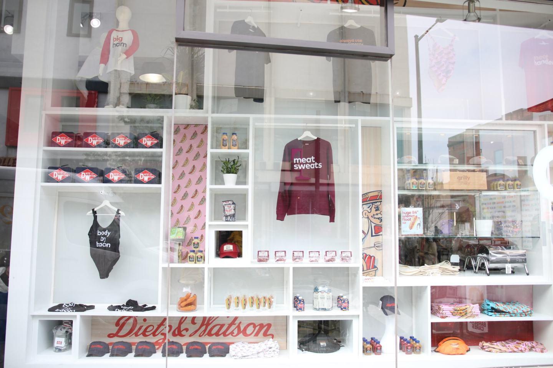 Dietz and Watson Deli Shop Pop Up