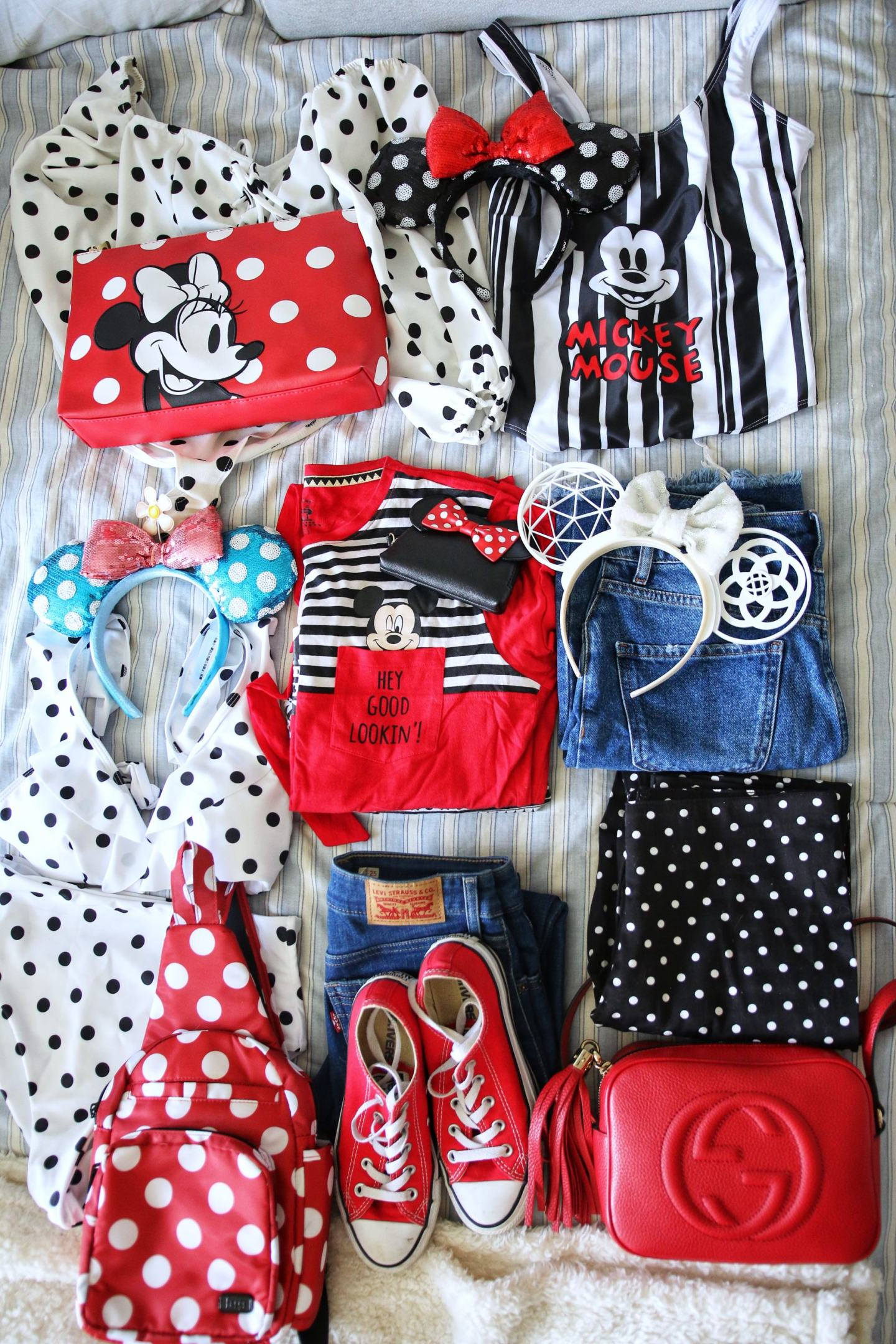 Packing For DISNEY WORLD
