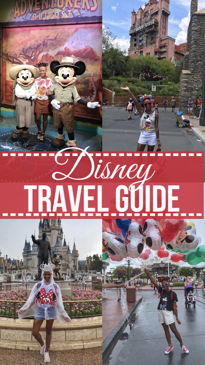 Disney Travel Guide