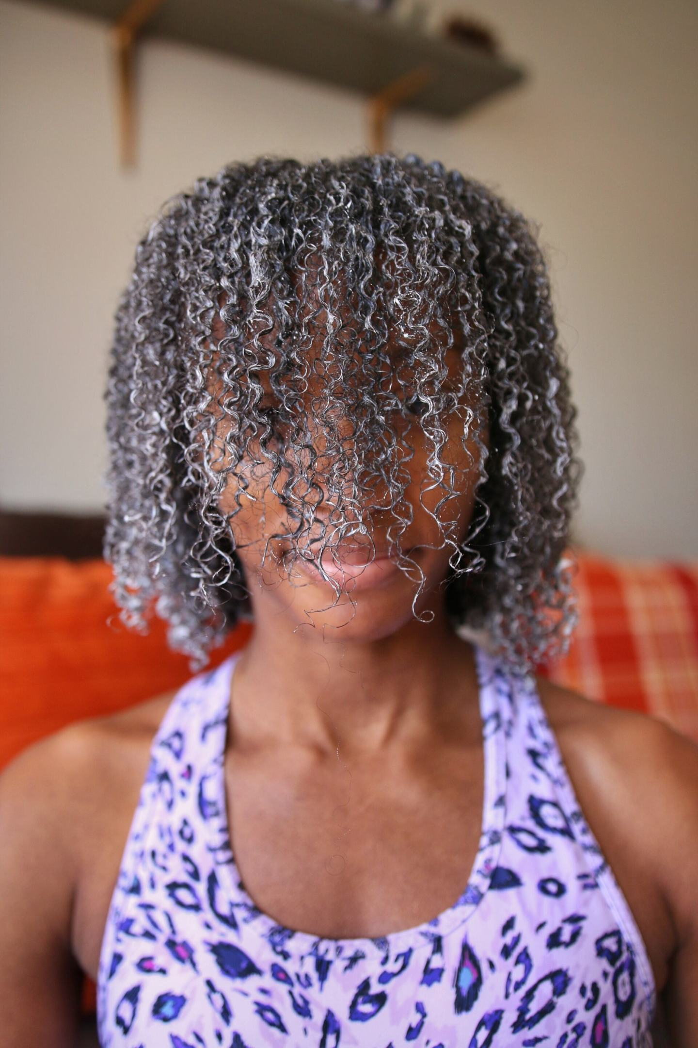 My Wash N Go Routine