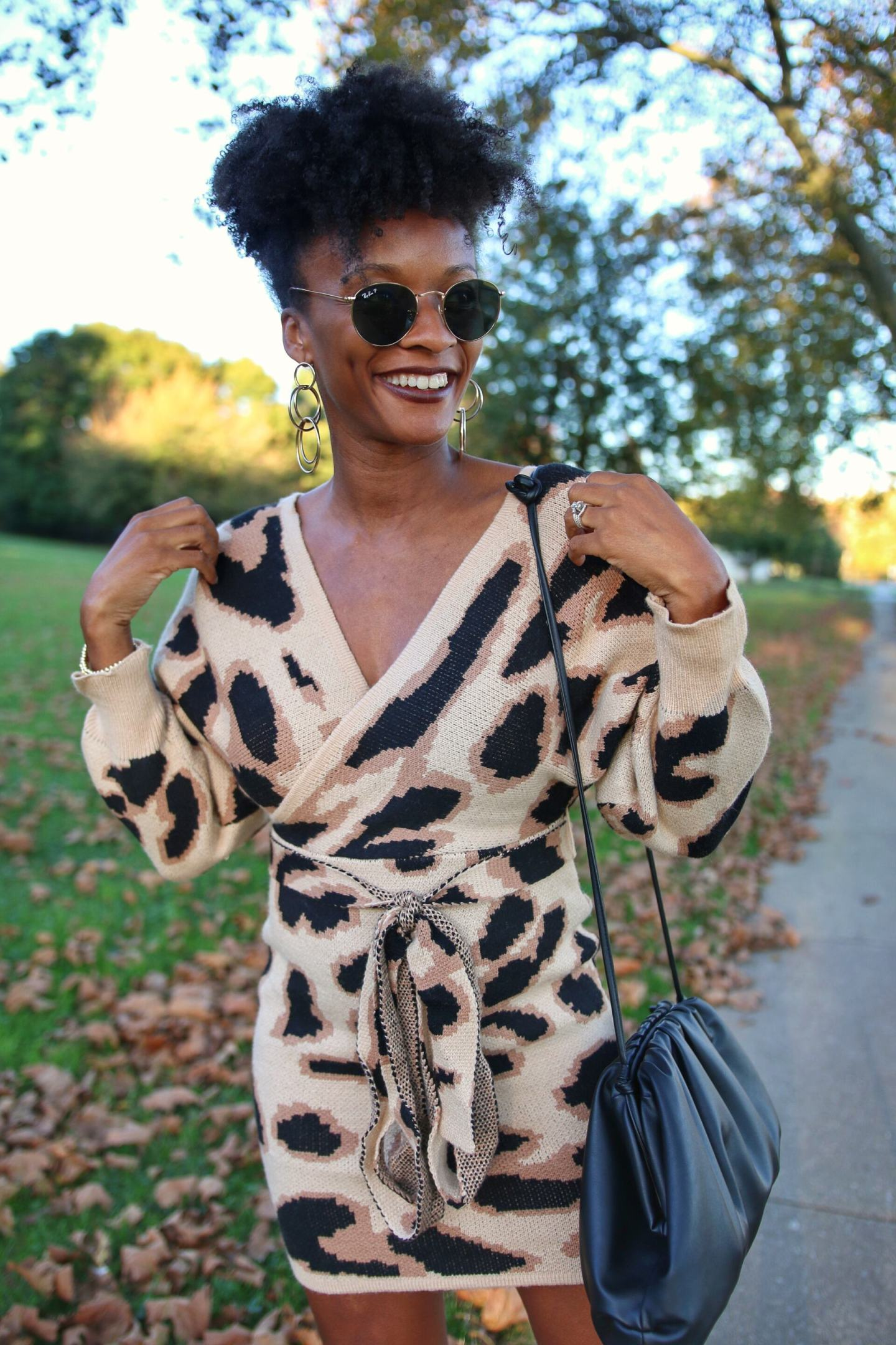 Styling Sweater Dresses