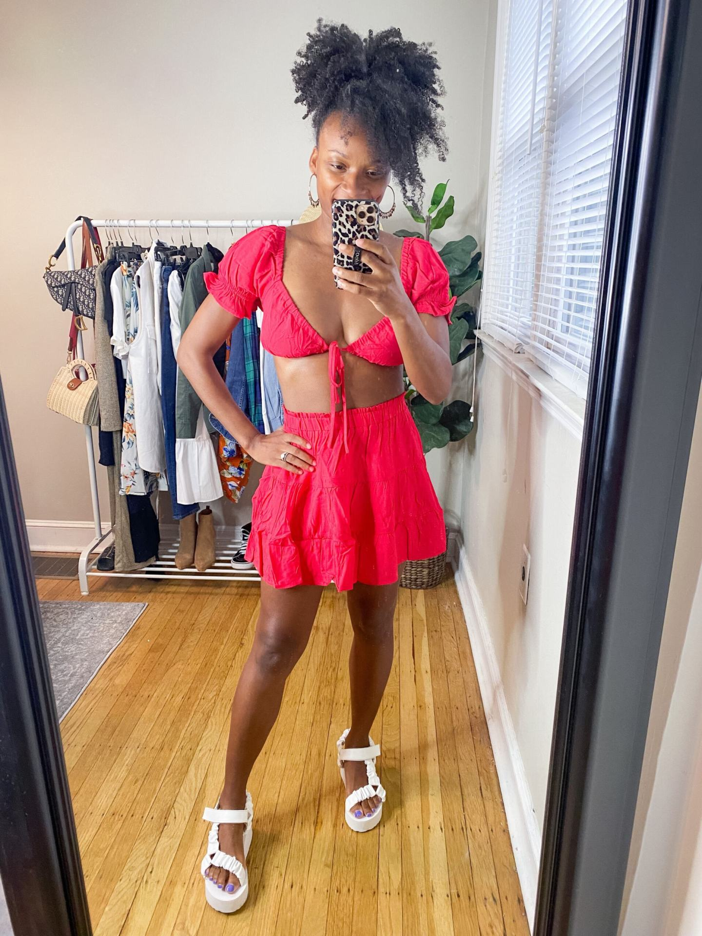 Red Dress Boutique Try On