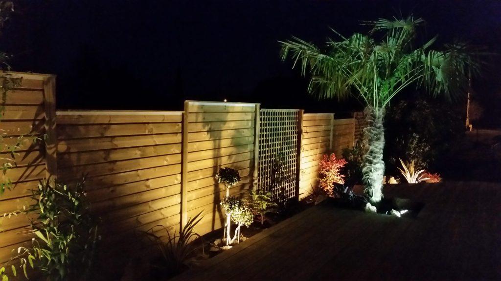 Eclairage De Jardin Vidal Paysagiste