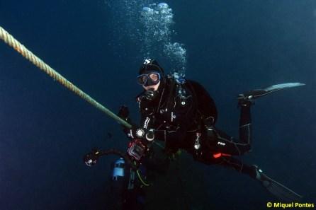 Finalizando la inmersión, por Miquel Pontes