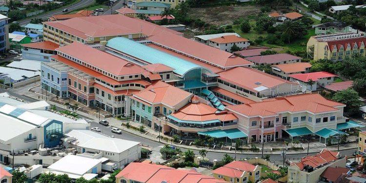 Baywalk mall St Lucia