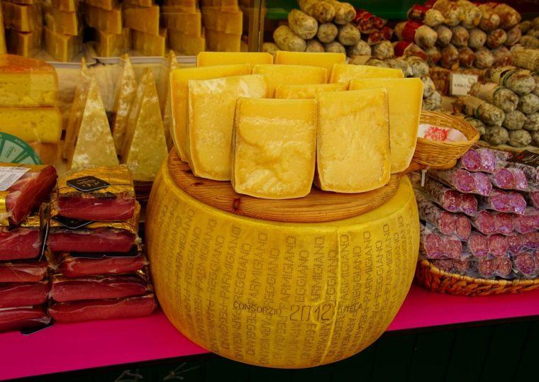 parmigiano el rey de los quesos