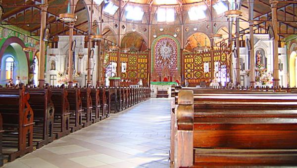 Catedral de Castries