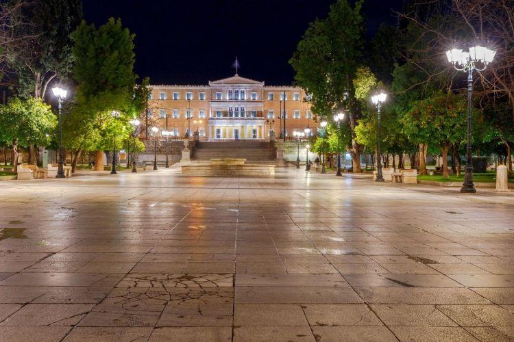 plaza sintagma atenas