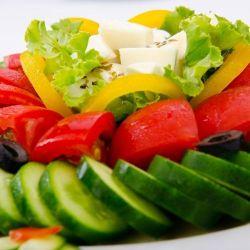 ensaladas saludables con pepino