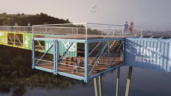 BALCONES DEL ECONTAINER BRIDGE