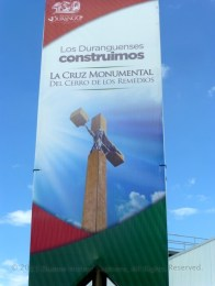 New cross to be built up top the cerro