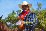 Photo from the cabalgata in Cerritos