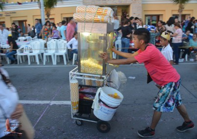 Popcorn for sale