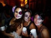 The three jovencitas