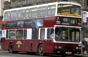 Ônibus Edimburgo