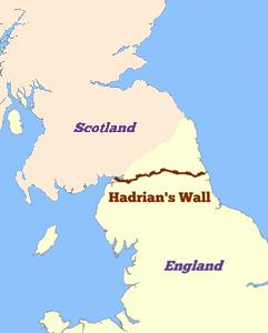 A muralha de antonine vida na esc cia for A muralha de adriano
