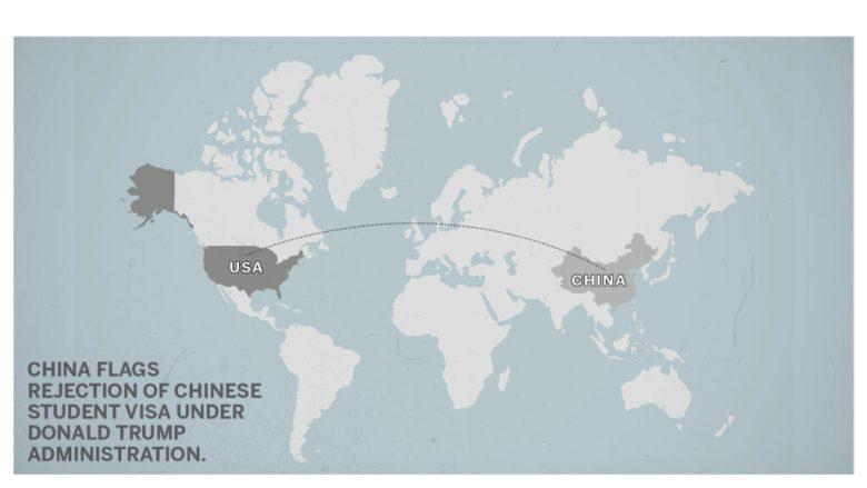 Map of China US2