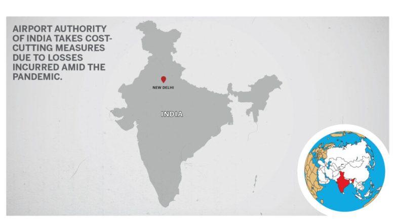 Map of New Delhi