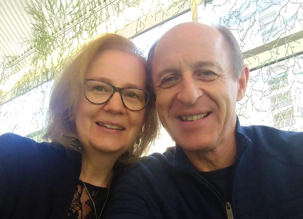 Sue y James Taglialatela