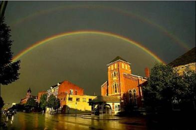 dos arcoiris