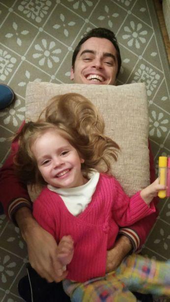 Julia y papá 2