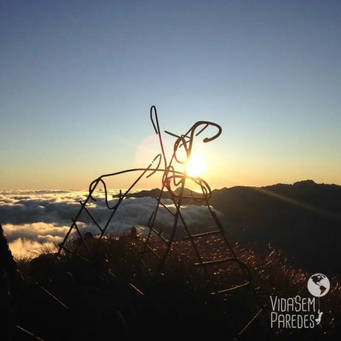 Maiores montanhas de Minas Gerais: Pico dos Três Estados