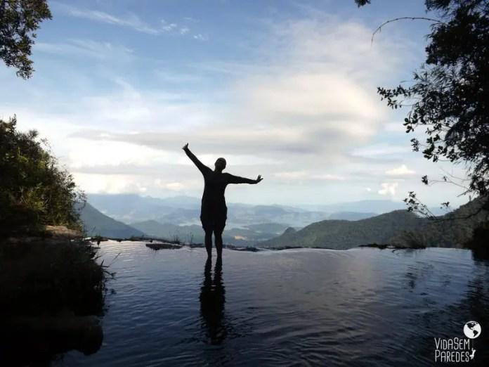 destinos com cachoeiras no Rio de Janeiro: Rio Mimoso