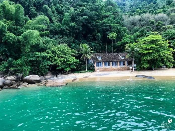 passeios de barco em Paraty