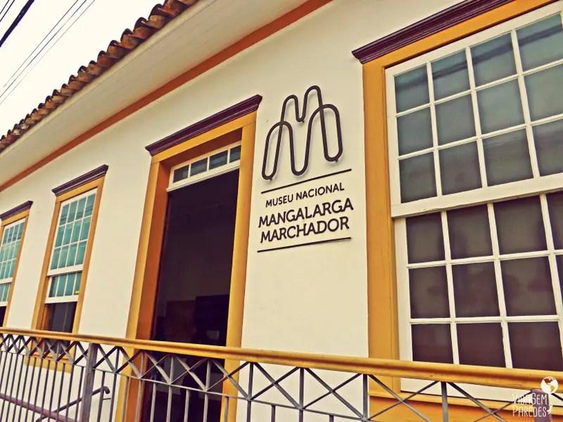 O que fazer em Cruzília, sul de Minas: Museu Nacional Mangalarga Marchador