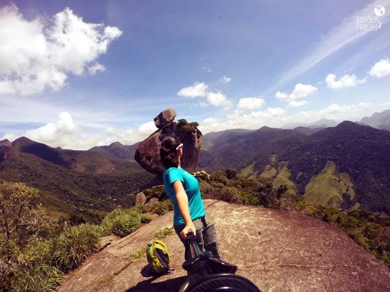 lugares com trilhas perto do Rio de Janeiro: Pedra do Peito de Pombo