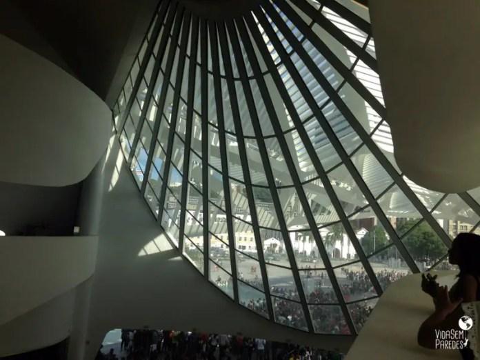 Vida sem Paredes - Museu do Amanhã (4)