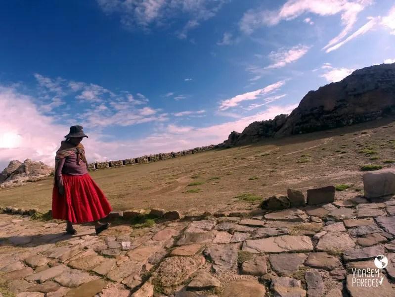 Vida sem Paredes - Titicaca e Isla del Sol (2)