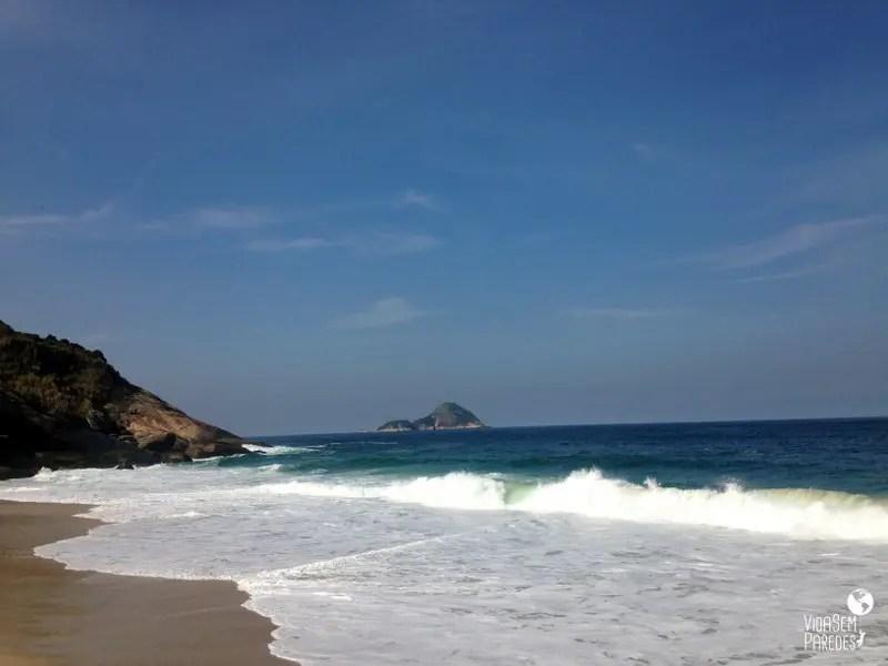 praias selvagens do Rio: Praia do Inferno