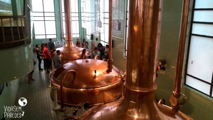 Tour da Cervejaria Bohemia Petropolis